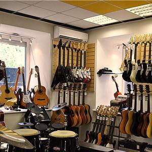 Музыкальные магазины Волгореченска