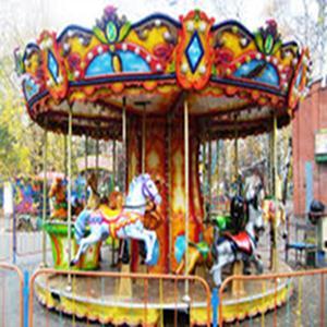 Парки культуры и отдыха Волгореченска
