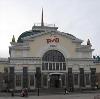 Железнодорожные вокзалы в Волгореченске