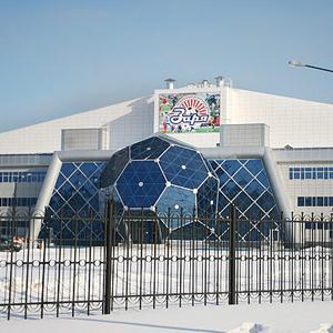Спортивные комплексы Волгореченска