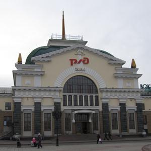 Железнодорожные вокзалы Волгореченска